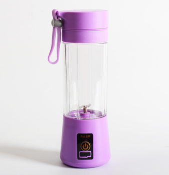 The new style of household convenience juicer portable blender polychromatic juicer cup