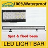 High Power Off Road Dual Row CREE 288W LED Bar Light 50 inch