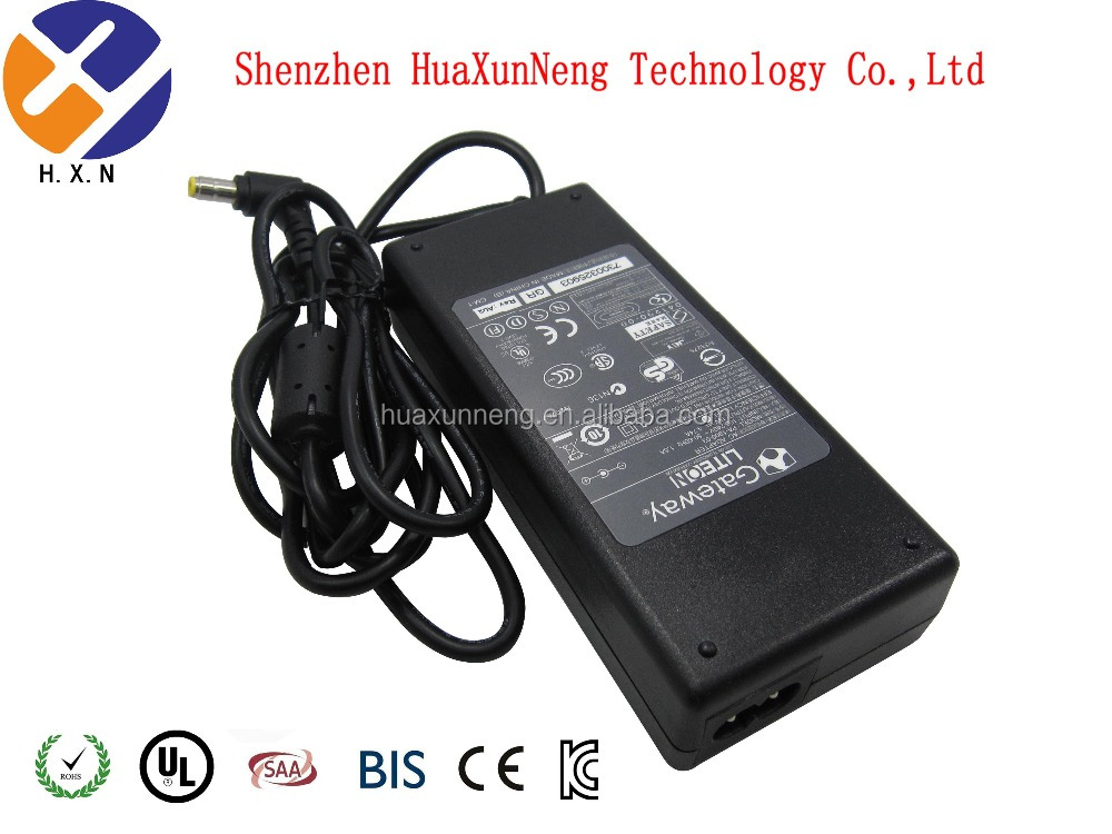 Laptop Charger 19V 4.74A 5.5*2.5MM 90w for Liteon PA-1900-24 PA-1900-04 Power Supply adapter