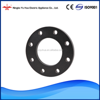 HDPE Anticorrosion Spurting Steel Flange pe fittings
