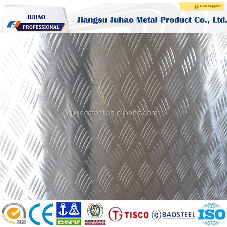 China wholesale aluminum checkered / diamond plate for boat