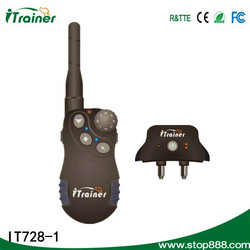 iT728 dog training collar new remote trainer dog