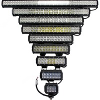 Super Bright Led Light Bar Truck