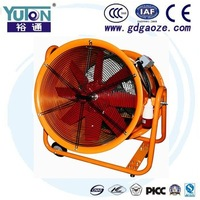 Moveable Axial Ventilating Duct Fan