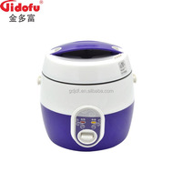 Power saving plastic cooker small size conventional 1 cup korea mini rice cooker