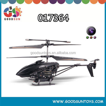 3.5 channel rc helicopter with camera CRASH RESISTANT STABLE 017364