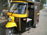 Three Wheeler Tuk Tuk