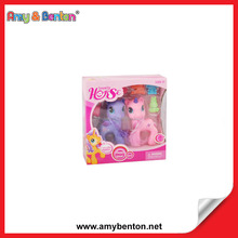 Wholesale Cheap Children Rubber Animal Rubber Toy Horse