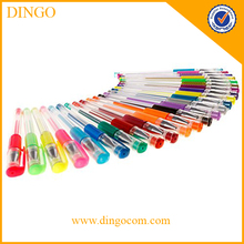 48,60,80,100,120 gel color pen set,60 color gel pen set,amazon gel pen supplier
