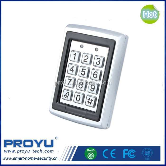 PROYU 500 users standalone RFID single door access controller control card reader for office home and factory
