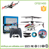 New Model Patent Auto-demo Aircraft 3.5 Channel RC Helicopter with Gyro and CD