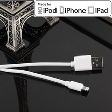 For iphone 5 6 lightning flat cable