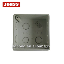 Factory Price High Quality Wall Switch PVC Electrical Junction Box