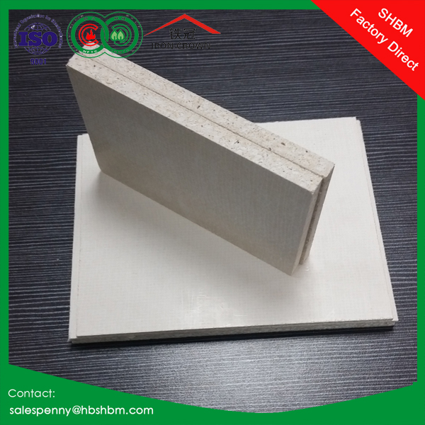environmental friendly fireproof drywall mgo board interior decoration partition magnesium oxide wall board