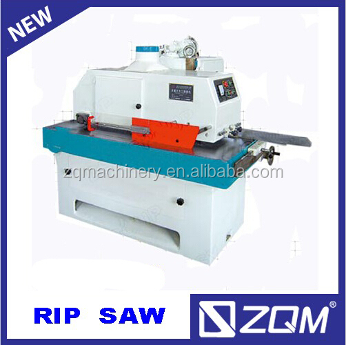 Multiple rip saw