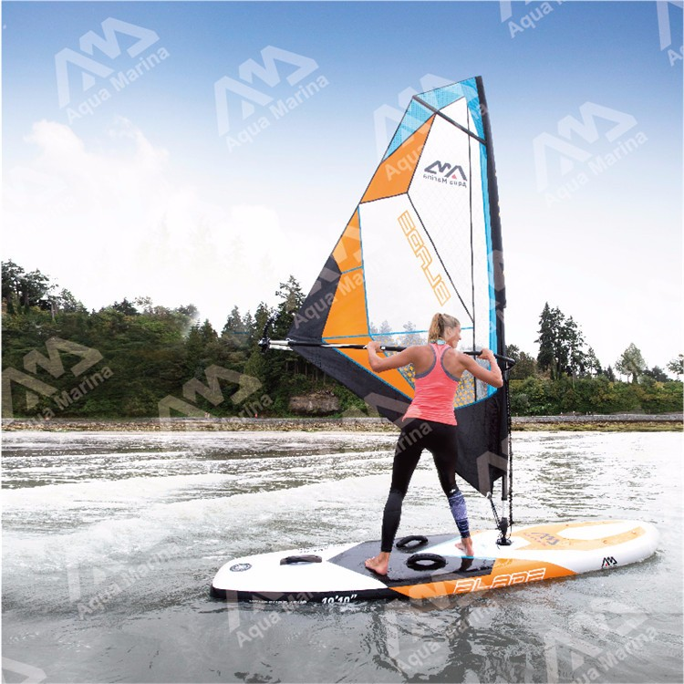 SUP/ Windsurf SUP/ WindSUP / inflatable paddle board / Stand up paddle board / Blade