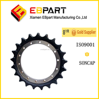 EBPART Excavator undercarriage spare parts excavator sprocket