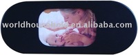 Baby wooden photo frame