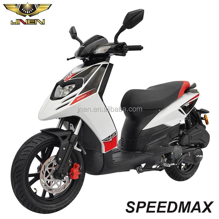 SPEEDMAX 125CC Aprilia SR50 JNEN Motor 2017 Topsale Chinese Scooter Moped Motorcycle Sportive Model Gas Scooter With EEC DOT