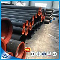 dn 200 sch160 din2448 st37.4 schedule40 seamless carbon steel tube for petroleum and liquid