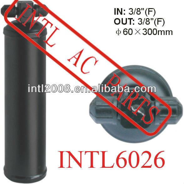 Factory price air conditioner parts Receiver Dryer Accumulator 60X300MM