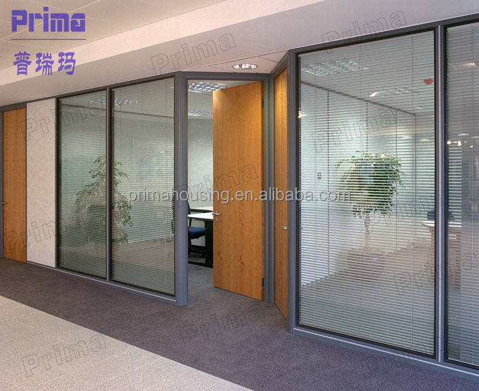 Removable Partition Walls : Prima removable sound proof office partition wall buy
