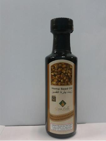High Quality Hemp Seed Oil