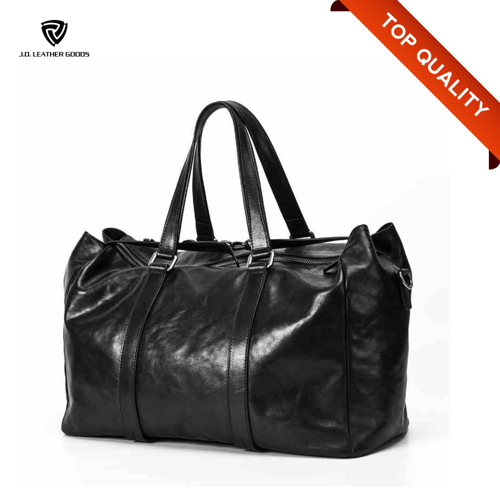 Polo Classic Leather Travel Bag With Cheap Travel Bag Price