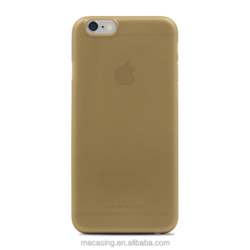 Electrical insulation mobile phone cover for iPhone 6 / 6s