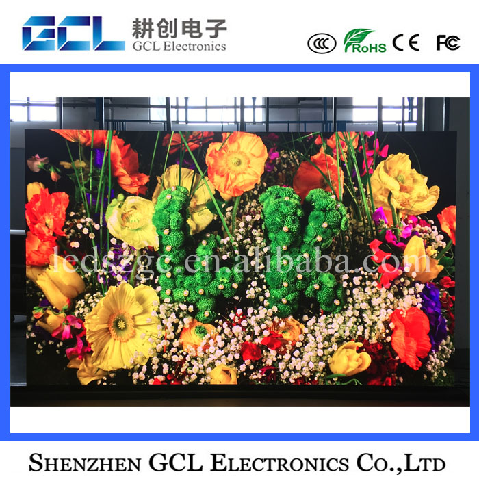 china high quality hd led display full sexy xxx animal movies, indoor hd led tv screen P1.9