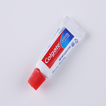 Hotel disposable small size cheap toothpaste suppliers