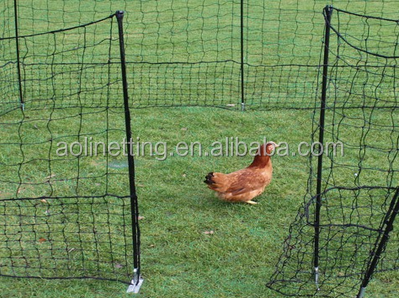 PE Chicken net.Aviary Netting