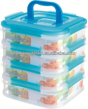 wholesale reusable kid plastic food container plastic containers kid food container