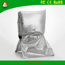 2017 Fireproof fabric hood folding disaster prevention helmet for earthquake