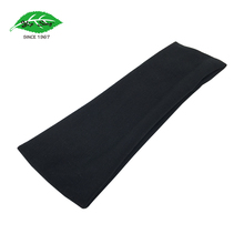 Ultimate Athletic Performance 8 Inch Black Color Hair Band Headband For men