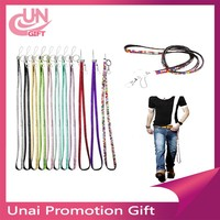Fashion rhinestone lanyard from factory