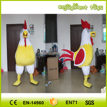 cartoon character chicken mascot costumes