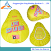 custom bike seat cover with logo promotional polyester waterproof bike saddle cover