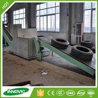 China Plant Factory Prices Tire Recycling Crumb Rubber