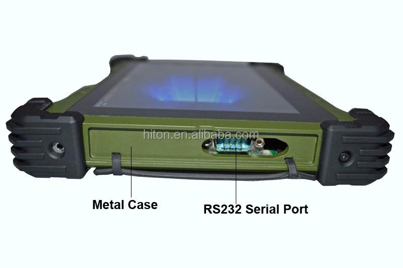 8 inch Highton Factory industrial tablets with RS232 Serial Port , RJ45 Ethernet port