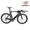 2017 Dengfu T700 Full carbon TT Bike Frame TT01 best triathlon bikes new time trial bikes