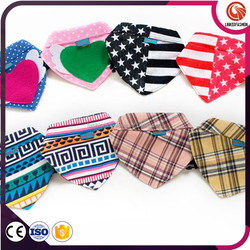 2014 cute Dog scarf wholesale pet tie for dog