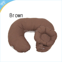 Custom Wholesale Breast Feeding Nursing Maternity Baby Pregnancy Cotton Cover Infant Neck Pillow
