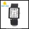 WJ-4611 retro Rome scale fashion men& woman epoch quartz watch silicone watches 2015