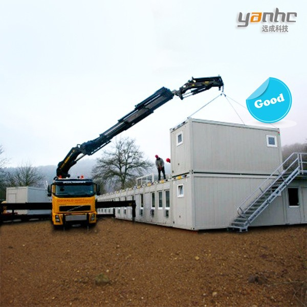 20 ft Prefabricated 2-Storey container house