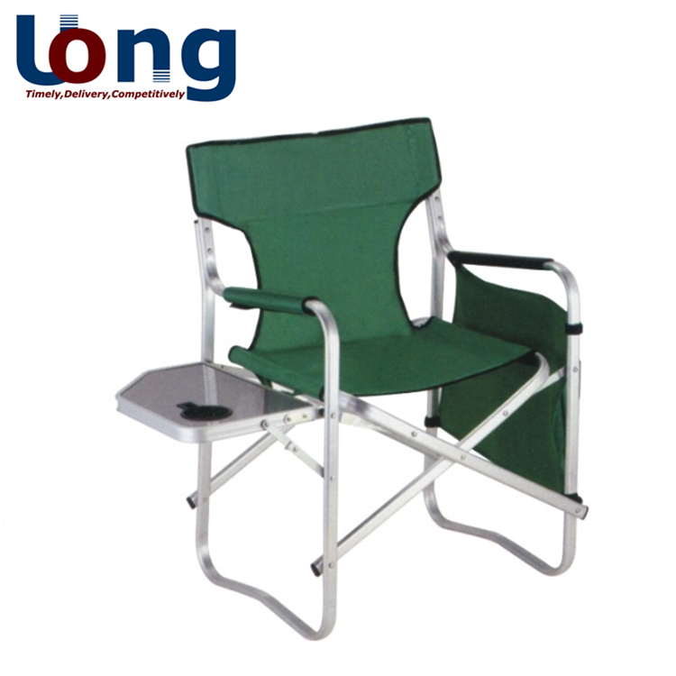 outdoor portable aluminum lightweight camping folding chair
