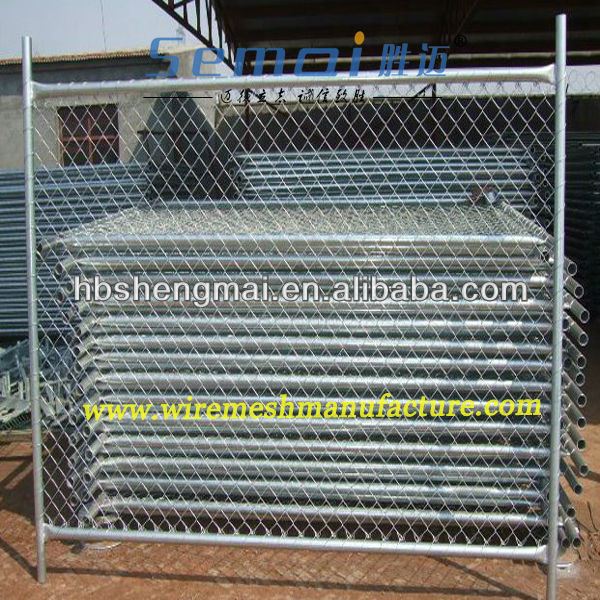Anping high quality galvanized portable fence