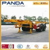 NEW 20ft Container Terminal Transport Chassis