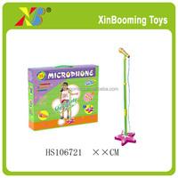 Happy singing microphone toy karaoke machine for kids