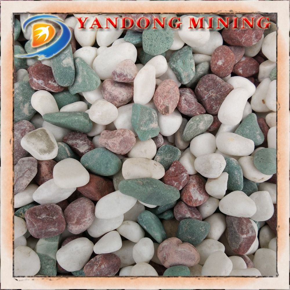 chip size pebble stone